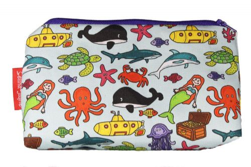 Selina-Jayne Sea World Limited Edition Designer Cosmetic Bag